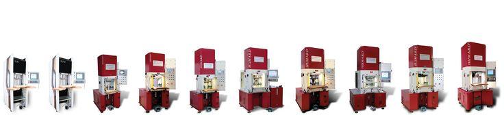 Haute précision et temps de cycle court. HUMARD Automation SA conçoit, développe et réalise depuis 1995 des presses hydrauliques, servo-hydrauliques et pneumatiques à la fine pointe de la technologie et du design.