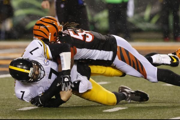 Standings for Each Team in their Division: Part 3 - AFC North - The Grueling Truth