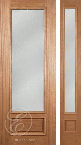 find this pin and more on exterior solid mahogany doors
