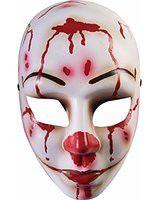 Bloody Mess Female Mask