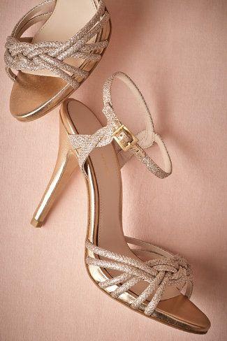 #gold braided heels http://rstyle.me/n/ivzvwr9te