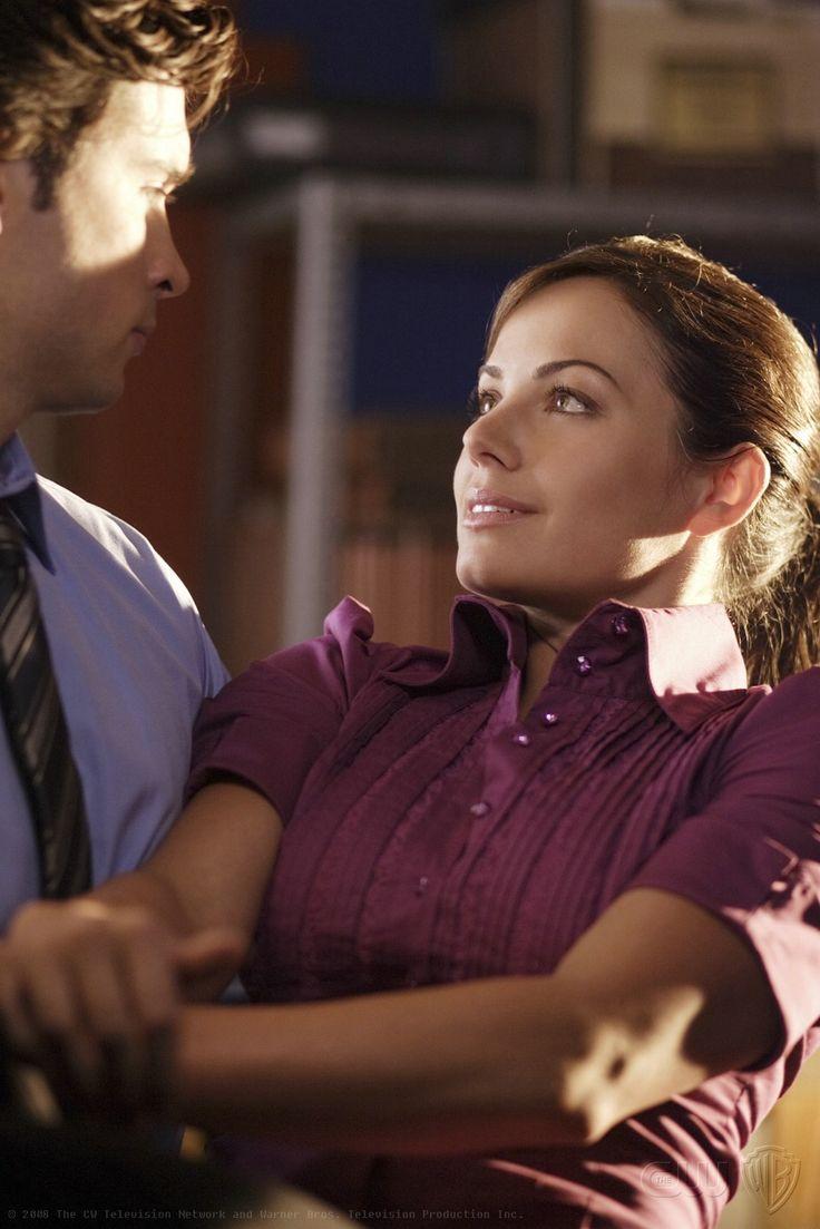 Erica Durance As Lois Lane Smallville