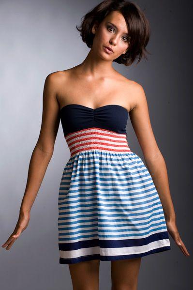 sailor dress!