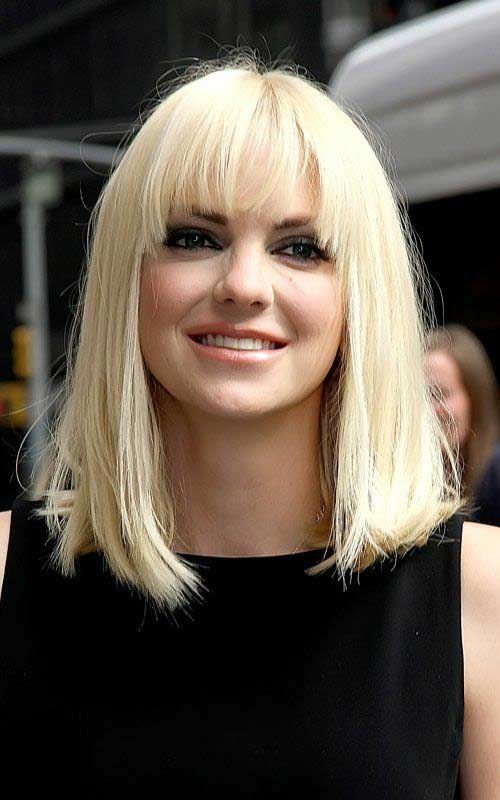 Image result for anna faris hair