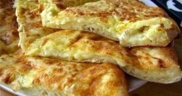Khachapuri pentru micul-dejun