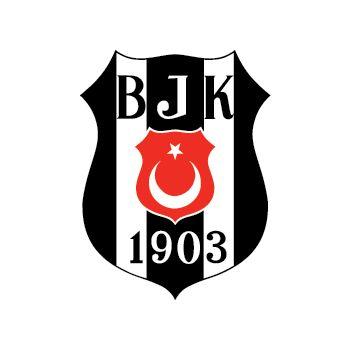 Beşiktaş JK Kurumsal Logo Çizimi Vektörel