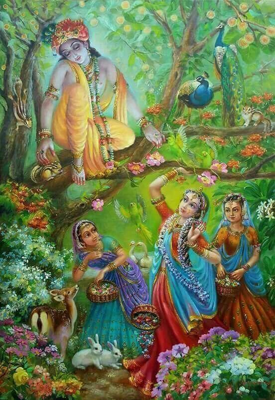 Jai Shree Krushna