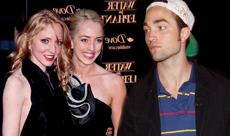 """Lizzy and Victoria Pattinson warned their brother Rob: """"Once a cheater always a cheater"""", they said and asked him not to return her calls, texts and emails. Description from posh24.com. I searched for this on bing.com/images"""