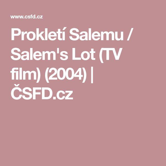 Prokletí Salemu / Salem's Lot (TV film) (2004)   ČSFD.cz