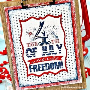 The 36th AVENUE | Fourth Of July Free Printable | The 36th AVENUEProjects Life Freebies, Blog Hop, Printables Sets, 36Th Avenue, Fourth Of July, July Free, 4Th, Project Life Freebies, Free Printables