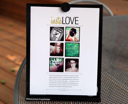 Instagram Digital Scrapbook Layout =): Art Layout, Layout Idea, Instapage Czdesign, Scrapbook Layouts, Scrapbooking Inspiration, Scrapbooking Cards Paper, Instagram Template