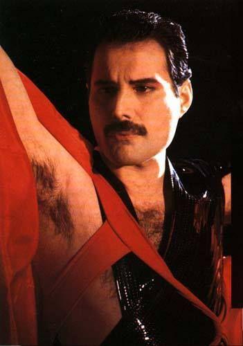 Freddie Mercury - (1946-1991) Queen