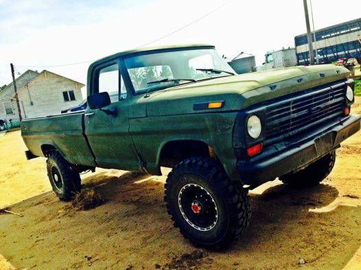 1969 Ford Highboy 4x4 Truck Craigslist Autos Post