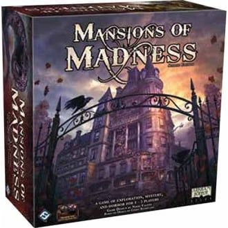 Fantasy Flight Games Mansions of Madness (Second Edition)