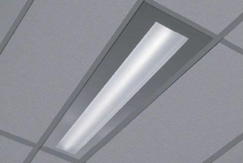 Luminaire encastrable au plafond / encastrable au sol / fluorescent / linéaire EMEN 1200 ALTER