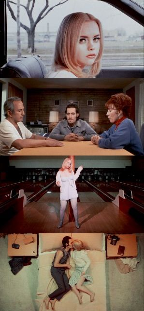 Buffalo '66. this film was strange but beautifully done. i appreciated how it didn't contain your typical run of the mill characters.