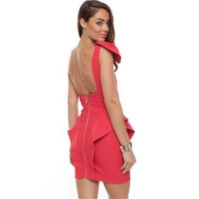 Cooper St - Cupid Dress - Dresses (Raspberry)