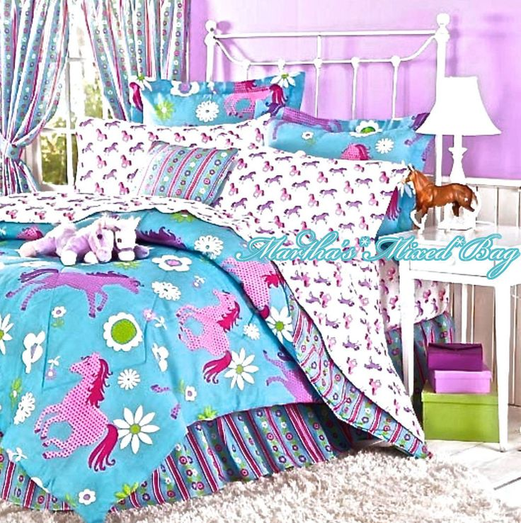 Blue Bedding, Navy Comforter And Tapestry Bedding