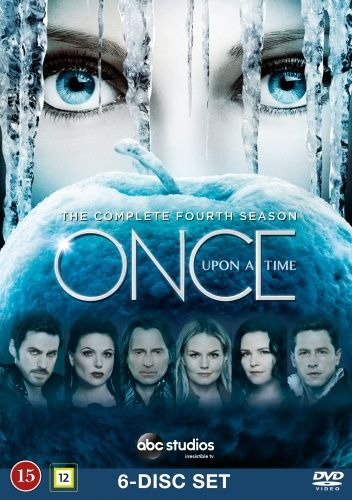 Once Upon a Time - Sæson 4 (6 disc) (DVD)