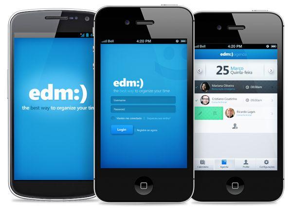 EDM - EasyDentalMobile by Leonardo Zem, via Behance