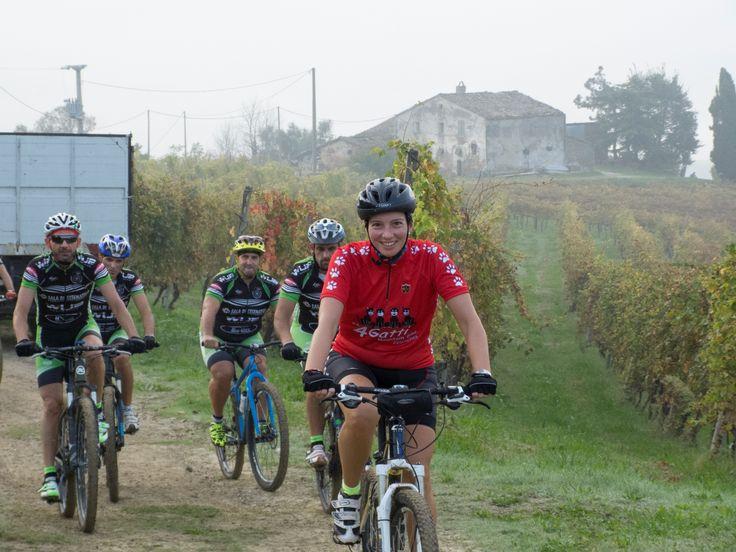 19 Ottobre 2014 Escursioni in mountain #bike/2 3° Trofeo d'Autunno Conad - Campionato per Società #tenutaneri