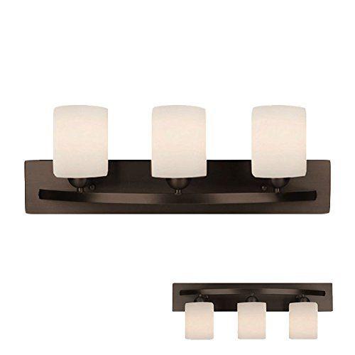 Best Bathroom Light Fixtures Oil Rubbed Bronze 3 Bulb Bath Vanity Light Bar Fixture Interior