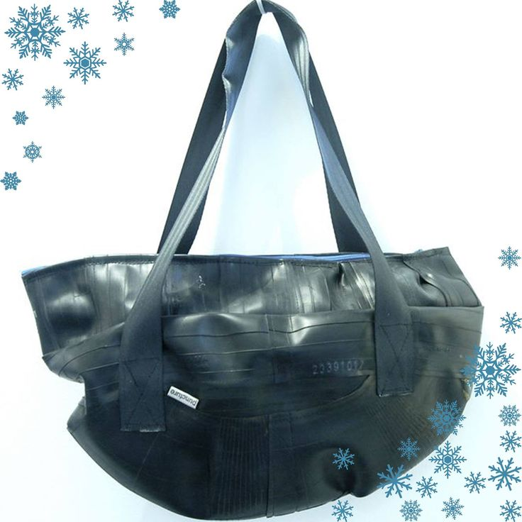 Day 7: Behind today's door of the #SpaceCRAFTAdventCalendar is this wheel bag made by #BelfastPuncture! This bag has been #recycled from the inner tubing of a wheelbarrow wheel! How creative is that?! These bags and wallets available here in Space CRAFT have an incredible tactile quality and are wonderfully durable! A perfect gift for that #contemporary person in your life!