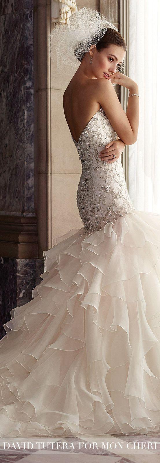 Wedding Dresses:   Illustration   Description   Wedding Dress by David Tutera for Mon Cheri 2017 Bridal Collection | Style No. » 117277 Dior    -Read More –   - #WeddingDresses https://adlmag.net/2017/12/20/wedding-dresses-inspiration-wedding-dress-by-david-tutera-for-mon-cheri-2017-bridal-collection-style-no-5/