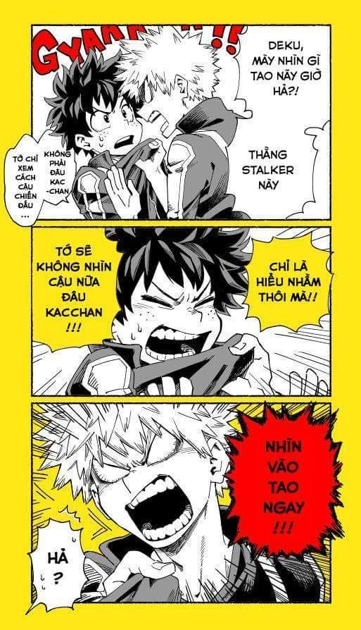 Phần 155 : Doujinshi(47) | Anime | Hero, Boku no hero academia và My hero