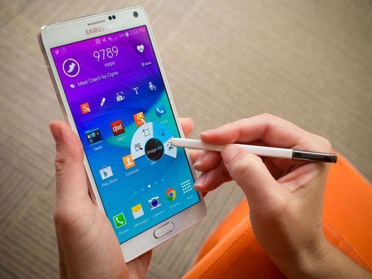 smartphone-1 Se descubre virus integrados en la configuración inicial de smartphones