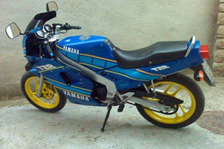 Yamaha TZR 125 '89