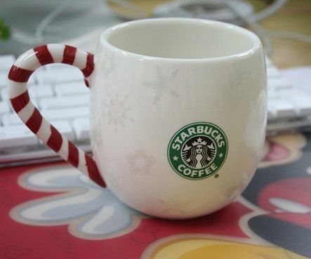 Starbucks Christmas Coffee Mugs