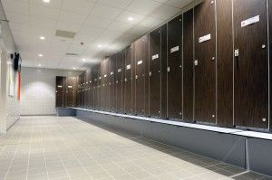 Considerations for changing rooms in leisure facilities, gyms and stadiums blog