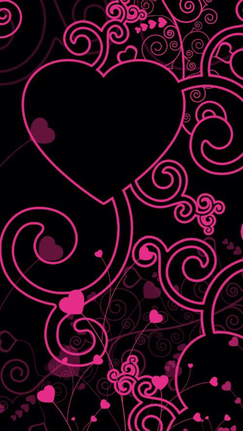 298 Best Heart Wallpaper Images On Pinterest