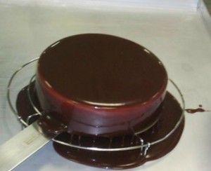 Гляссаж 3 рецепта глазури для покрытия торта