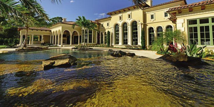 7 best celebrity homes in jupiter fl images on pinterest - Palm beach gardens property appraiser ...