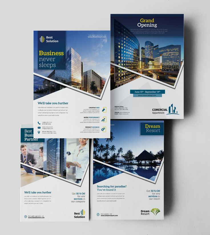 "Check out this @Behance project: ""Business Ads Flyer"" https://www.behance.net/gallery/42863059/Business-Ads-Flyer"