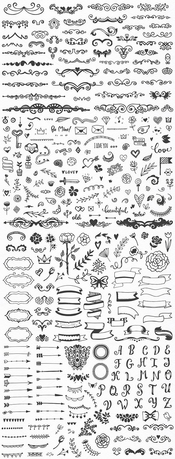 Hand sketched designs always look beautiful. You can make them in any patterns, using different colorful sketch pens or pencils or marker pens. Making hand sketched designs is a wonderful way to pass your free time. You can make something creative by hand sketching these designs. If you are sitting idle at your home and …
