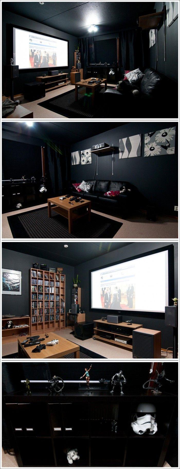 My home cinema – Imgur