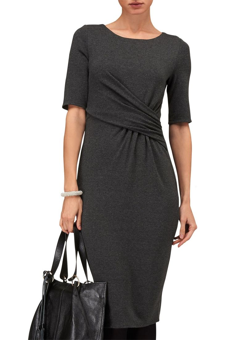 Phase Eight Penny Side Ruched Dress - The Brand Store on EziBuy Australia
