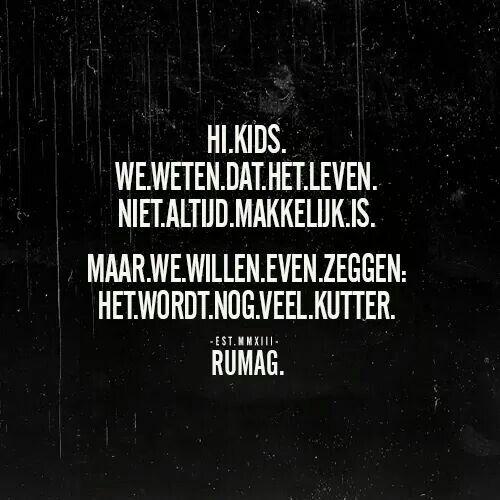 #rumag kinderen