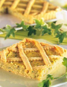 Crostata ai finocchi - Tutte le ricette dalla A alla Z - Cucina Naturale - Ricette, Menu, Diete