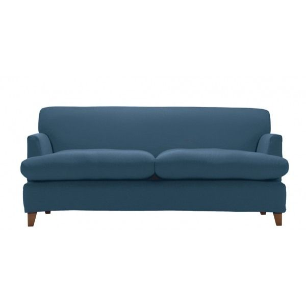Positano Modern Loose Cover 3 Seater Sofa. UK-made in a Choice of 9 colours; 5 year warranty, fast UK delivery & 21 day home trial. Order online today.