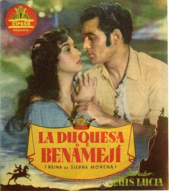 LA DUQUESA DE BENAMEJI - 1949