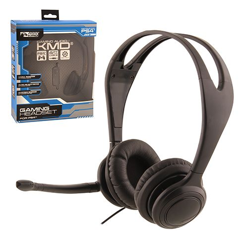 PS4 - Headset - Live Chat Headset - Small (KMD)