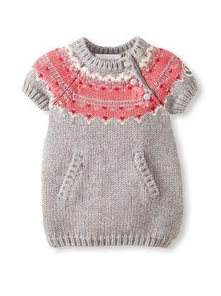 40% OFF Moncler Kid's Dress (Grey)