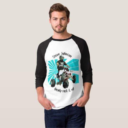 Quad Bike / ATV T-Shirt