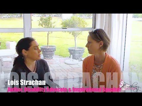 Xtraordinary Women interviews Lois Strachan, Author & Disability Advocate