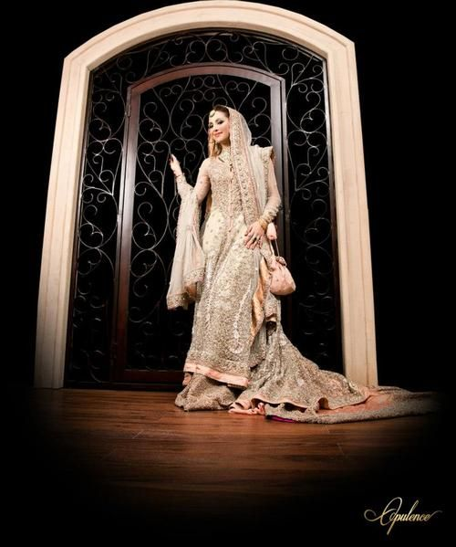 Latest Elan Bridal Wear Wedding Dress New Collection 2014 BY Khadijah Shah (1)