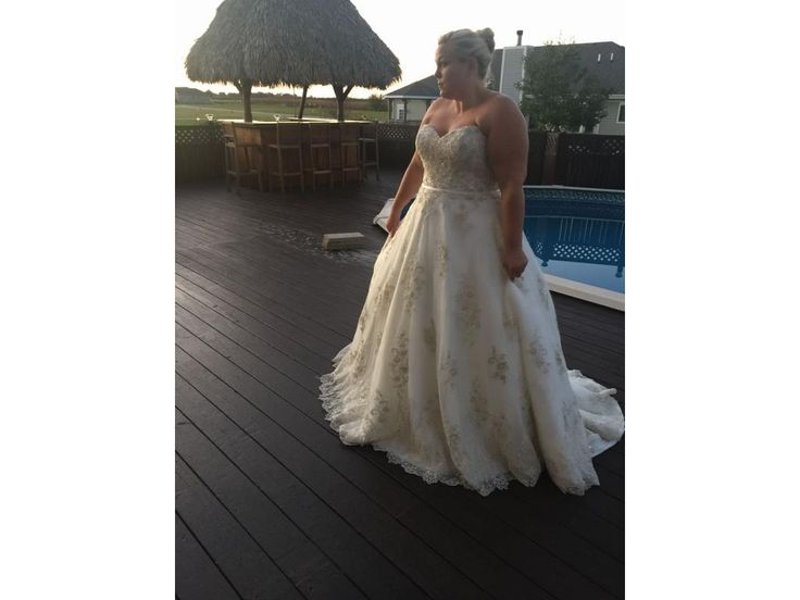1000+ Ideas About Affordable Wedding Dresses On Pinterest